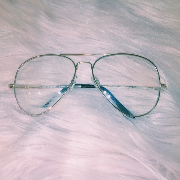 749506621d9 Forever 21 Accessories - Forever 21 Clear Glasses